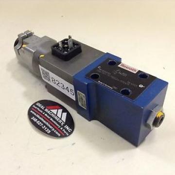 Rexroth Hydraulic Proportional Valve DBETBX-10/180G24-37Z4M Used #82345