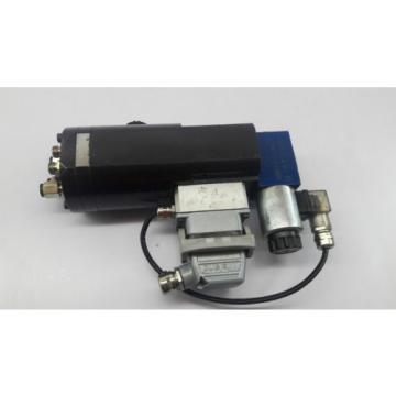 Rexroth 4 We 6 Jb62/Eg24n9k4 Solenoid Operated Directional Control Valve3