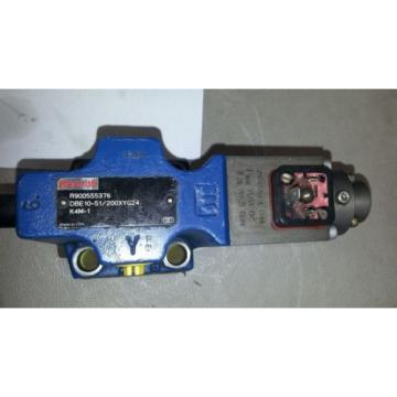 Rexroth Proportional Pressure Relief Valve