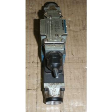 Rexroth Solenoid Operated Valve 4WE6D52/0FAW110N9DA 4WE6D52 OFAW110 4WE6-D52
