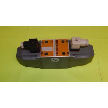 Rexroth 4WE10G11/LW110-60NK4 Directional Control Valve 4WE10G11LW11060NK4