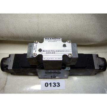 0133 Rexroth Valve 4WE6E52/AW120-60