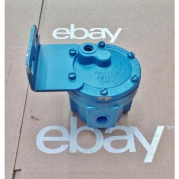REXROTH Relay Valve Type #034;S#034; R431003663 P55160 Pipe Size 3/8 in  250 PSI