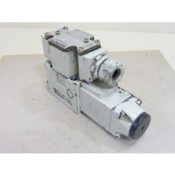 Rexroth Directional Valve 4WE6D52/AW120-60 Used #44565