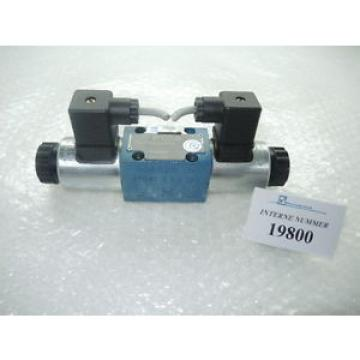 4/3 way valve Rexroth  4WE 6 J62/EG24N9K4, Demag used spare parts