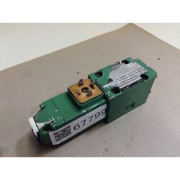 Rexroth Valve 3WE6A51/AG24N9K4V Used #67799