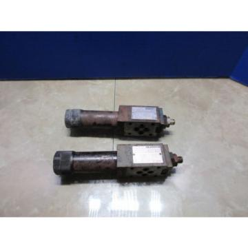 REXROTH VALVE UNIT ZDR 6 DP1-40/75YM  ZDR6DP1-40/75YM