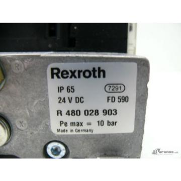 Origin Bosch Rexroth R 480 028 903 Valve terminal R480028903 Ventiltraegersystem