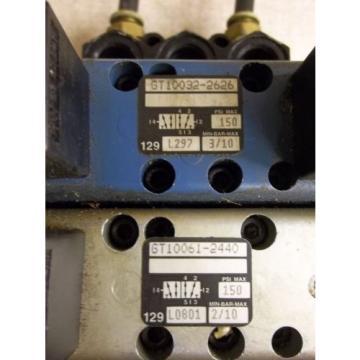 Rexroth Ceram GT10032-2626 Valve Cluster GT10061-2440 B97032072 FREE SHIPPING