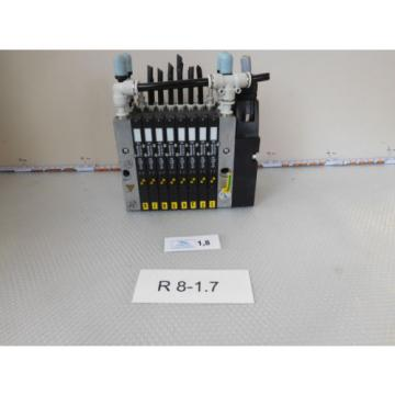 Rexroth R480 700 771, Bosch 0820062501 Valve terminal with 8 top Condition free