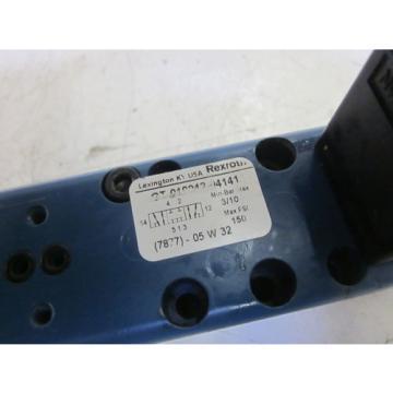 REXROTH GT-010042-04141 PNEUMATIC VALVE  USED