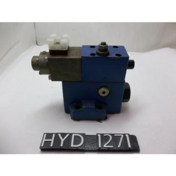 Rexroth Hydraulic Pressure Reducing Valve HYD1271