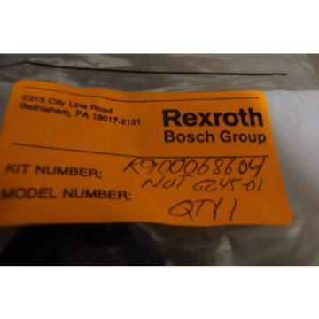 Rexroth Hydraulic Valve Coil Nut Kit R900068604  Nut 6245-01 rr000686604