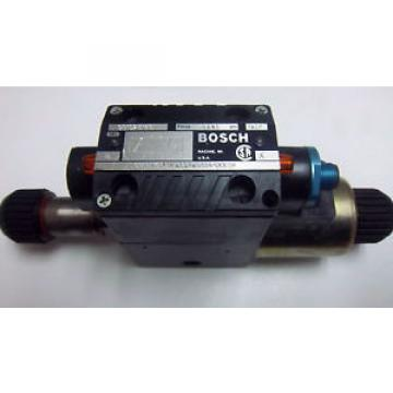 BOSCH REXROTH VALVE 9810231481 Origin