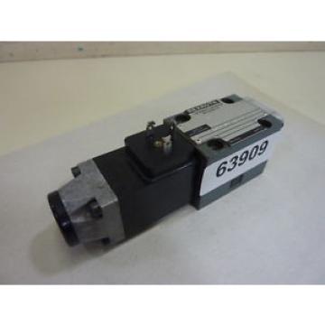 Rexroth Valve 3WE6B951/AG24N9K4V Used #63909