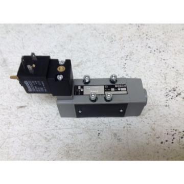 Rexroth Bosch 0-820-024-994 24 VDC 48 VAC Control Valve 0820024994 1824210223