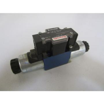 REXROTH HYDRUALIC VALVE 4WE6J62/EG12N9DA/62 Origin NO BOX