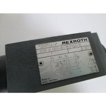 REXROTH HYDRUALIC VALVE ZDR6DP2-41/150YM/12 Origin NO BOX
