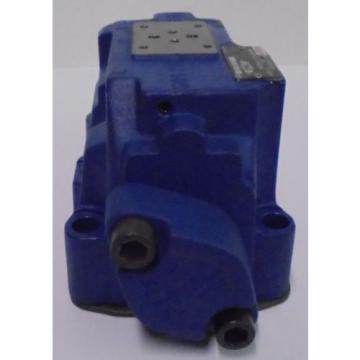 REXROTH, DIRECTIONAL CONTROL VALVE, R978892586, FD58810, 110/120VAC, 50/60HZ