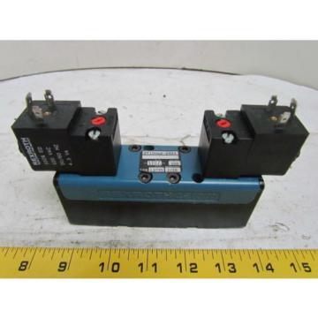 Rexroth GT-010062-02424 L0799 Double Solenoid Ceram Valve 150 Max PSI 120VAC NIB