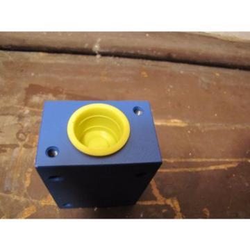 Origin Bosch Rexroth DBD 6 G1X/12 Direct Operated Pressure Relief Valve, R900347095