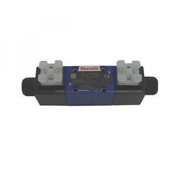 R900912492 4WE6E6X/EW230N9K4 Magnetwegeventil Bosch Rexroth directional valve