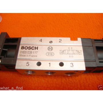 Origin Bosch Rexroth 0-820-039-117 Directional Control Valve 0820039117