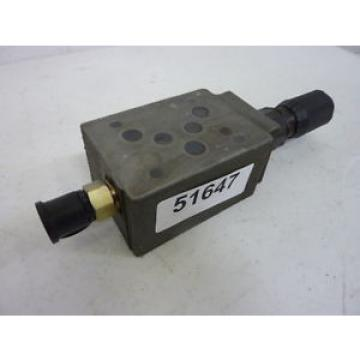 Rexroth Directional Valve zdr10vp7-31/200ym/12 Used #51647