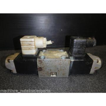 Rexroth Directional Control Valve 4WE6J53/AG24NZ4