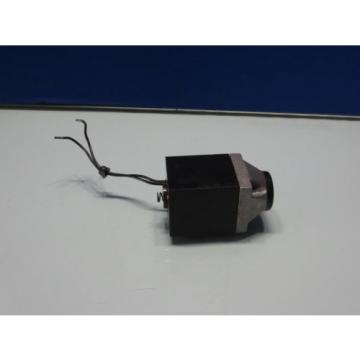 REXROTH SOLENOID VALVE WH44-0-A 363 COIL WH44-0-A363