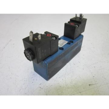 REXROTH GT-010042-04141 PNEUMATIC CERAM VALVE 150PSI AS PIC USED