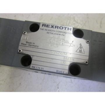 REXROTH 4WRE 6 W32-11/24Z4/M VALVE Origin