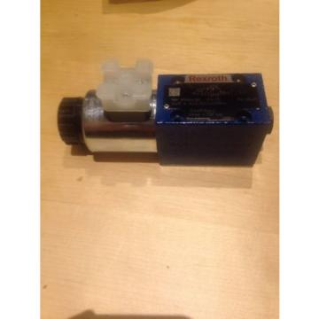 Rexroth R900561180 3WE 6 A62/EG24N9K4 Ventil Valve Neu origin