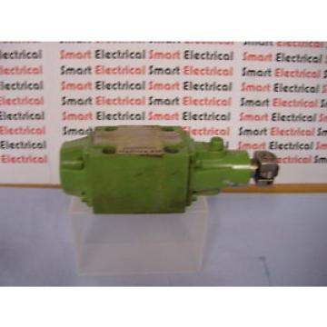 Rexroth 4WMR6 J52  manual valve