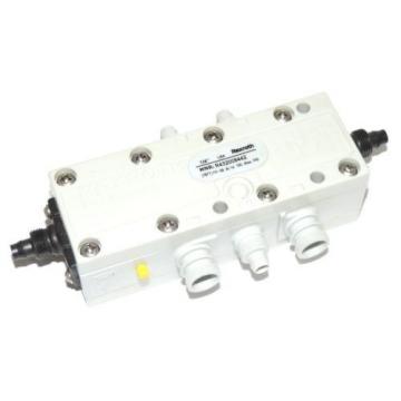 NIB REXROTH PHNEUMATIK R432008442 TYPE 740 VALVE,150 MAX PSI