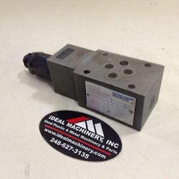 Rexroth Valve ZDB6VA2-42/200V Used #84246