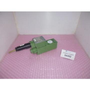 Proportional valve Rexroth  00969499, pressure limit valve, Demag spare parts