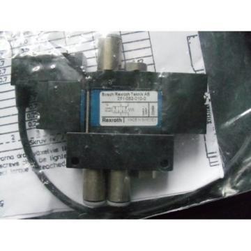 Valve 251-052-010-0 Bosch Rexroth 2510520100