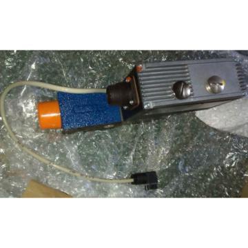 Bosch Rexroth R900705156 VT-DFPE-C-21/G24K0/2A0V/V Proportional Valve