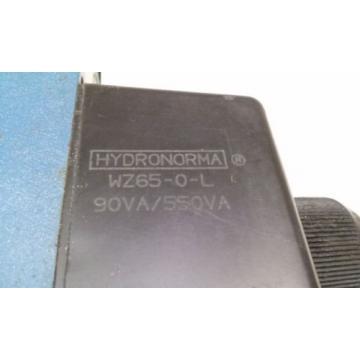 Rexroth Mannesman 4WE10J317/CW110N9DK25L RR00880116 dual solenoid hydro valve