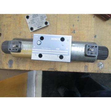 Bosch Rexroth 0-0810-001-944 315 Bar High Pressure Directional Valve Off Arburg