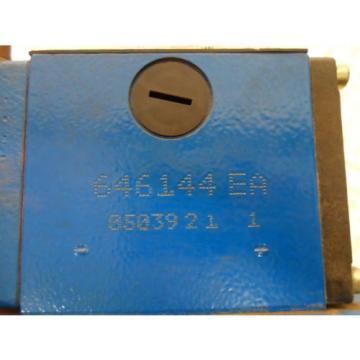 Rexroth 3WMM 10 A31/ SO49 DIRECTIONAL VALVE LIEBHERR 5613693