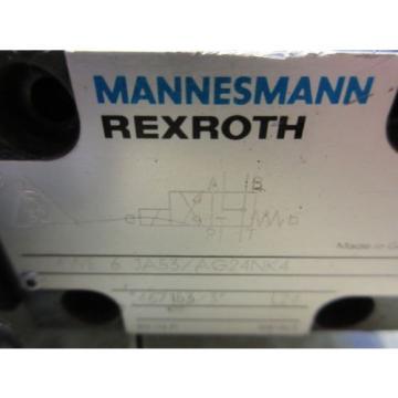 REXROTH SOLENOID VALVE 4WE 6 JA53/AG24NK4 4WE6JA53/AG24NK4