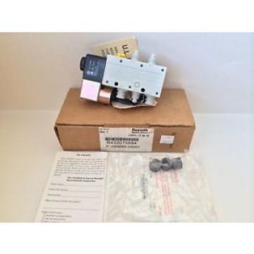 Origin REXROTH / BOSCH SOLENOID VALVE R432015884 150 MAX PSI 110 VDC