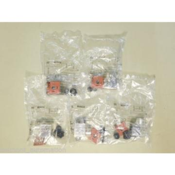 BRAND Origin - LOT OF 5x PIECES Bosch Rexroth 1834 484 101 71482 Valve Coils