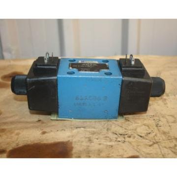 REXROTH HYDRAULICS 4WE 10 E33/CGZ4N9K4 00588201 Solenoid Directional Valve
