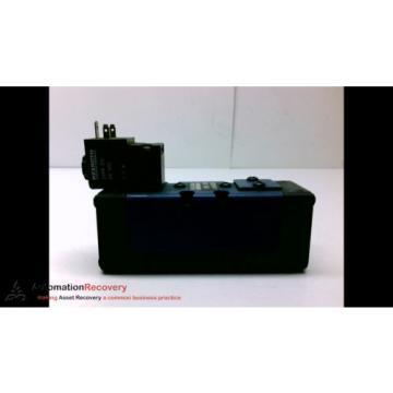 REXROTH GS20061-3940 CERAMIC PNEUMATIC VALVE, 150 PSI, 2/10BAR