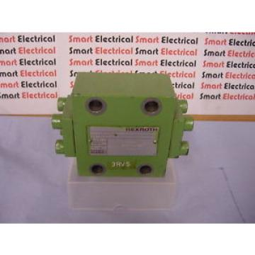 Rexroth SL10 PA1-32 Check Valve 3MR1