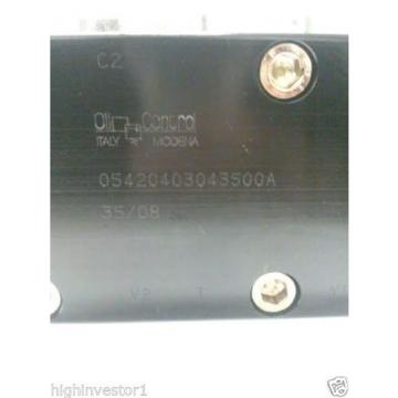 Bosch Rexroth R930001733  Hydraulic Cartridge Valve / Oil Control 05416210053500