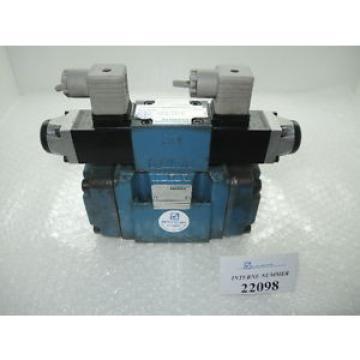 Pilot controlled way valve Rexroth  4WEH 10 E42 +  4WE 6 J53, Demag spares